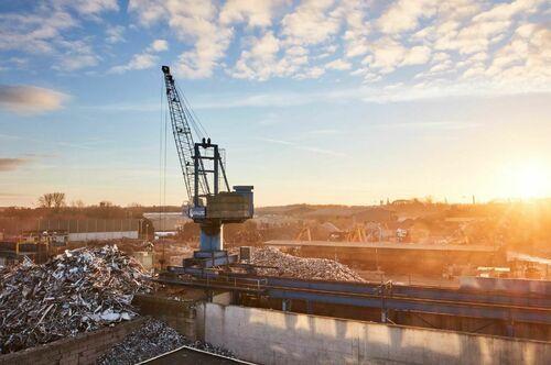 recyclage afgedankte metalen zomerregeling